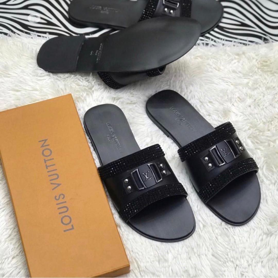 Designer Palm Slippers | Shoes for sale in Ojo, Lagos State, Nigeria