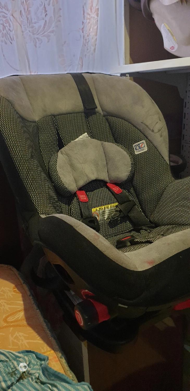 Even Flo Heavy Duty Car Seat