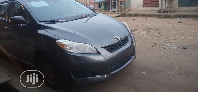 Toyota Matrix 2010 Gray In Ikotun Igando Cars Tall Er Harfolayan Jiji Ng For Sale In Ikotun Igando Buy Cars From Tall Er Harfolayan On Jiji Ng