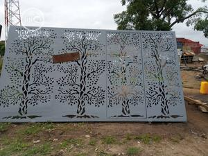 Laser Cut Gate   Doors for sale in Abuja (FCT) State, Lugbe District