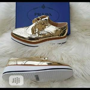 Ladies Patent Leather Sneakers | Shoes for sale in Lagos State, Surulere