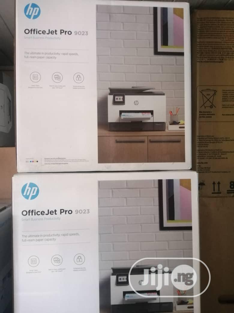 Hp Officejet Pro 9013 All-in-one Printer   Printers & Scanners for sale in Ikeja, Lagos State, Nigeria