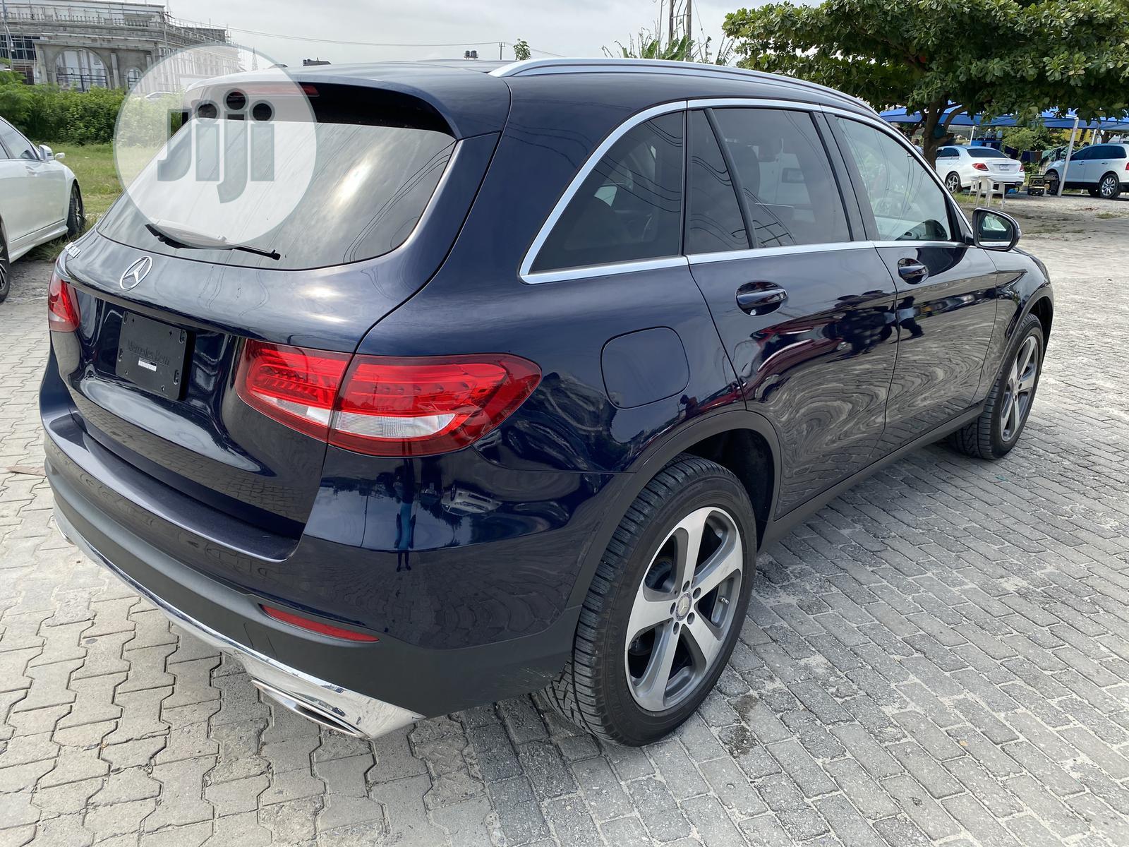 Mercedes-Benz GLC-Class 2016 Blue   Cars for sale in Lekki, Lagos State, Nigeria