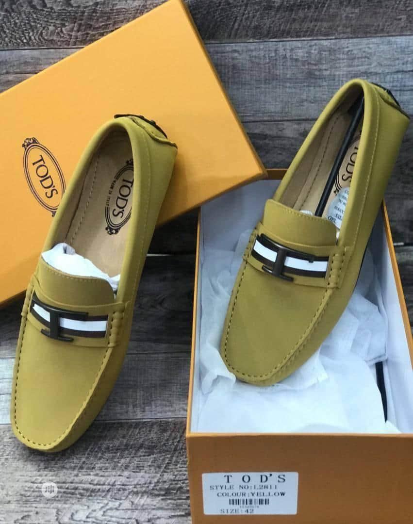 Quality Italian TOD'S Loafers in
