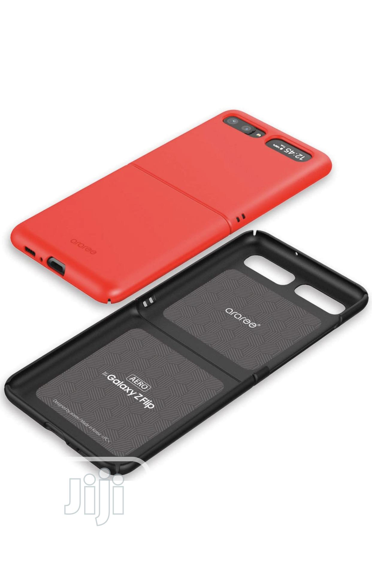 Galaxy Z Flip Araree AERO, Case, Ultra-thin And Hard Case   Accessories for Mobile Phones & Tablets for sale in Ikeja, Lagos State, Nigeria