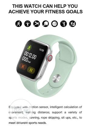 Apple Iwatch Series 5 Clone | Smart Watches & Trackers for sale in Lagos State, Ikeja