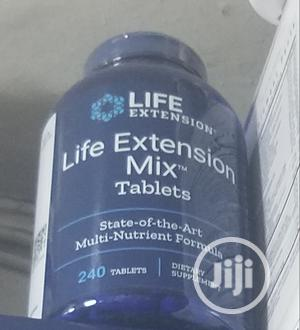 Life Extension Mix Capsules High Potency Vitamin, Mineral,Fr | Vitamins & Supplements for sale in Lagos State, Ojo