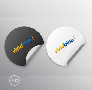 We Design And Print Stickers, Labels And Product Packs   Printing Services for sale in Lagos State, Surulere