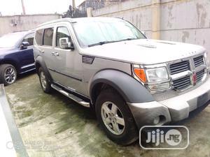 Dodge Nitro 3.7 SXT 4WD 2008 Silver | Cars for sale in Lagos State, Oshodi