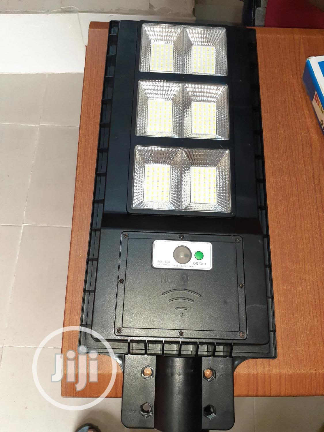 200w All In One Solar Street Lights A