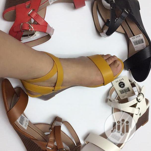 Low Heel Sandal For Ladies/Women Available In Sizes