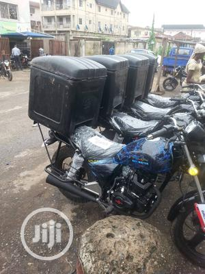 New Motorcycle 2020 Black   Motorcycles & Scooters for sale in Lagos State, Yaba
