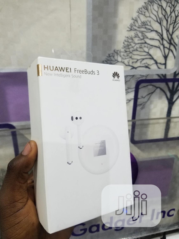 Huawei Freebud 3 | Headphones for sale in Wuse 2, Abuja (FCT) State, Nigeria