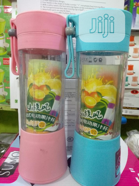 Rechargeable Juice Blenders