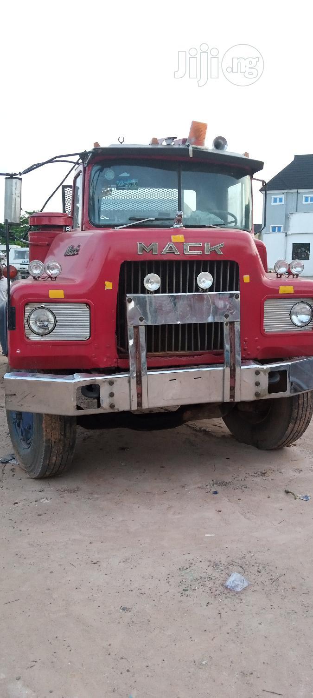 Nigerian Used Mack Tractor