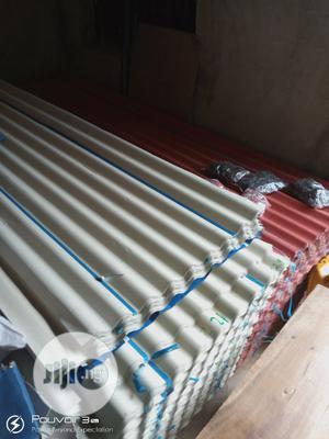 Zinc Gutter Cameroon Zinc   Building Materials for sale in Abuja (FCT) State, Dei-Dei