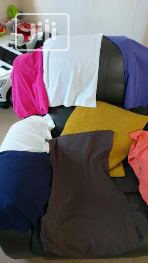 Quality Plain Tshirts For Customization | Clothing for sale in Lagos State, Agege