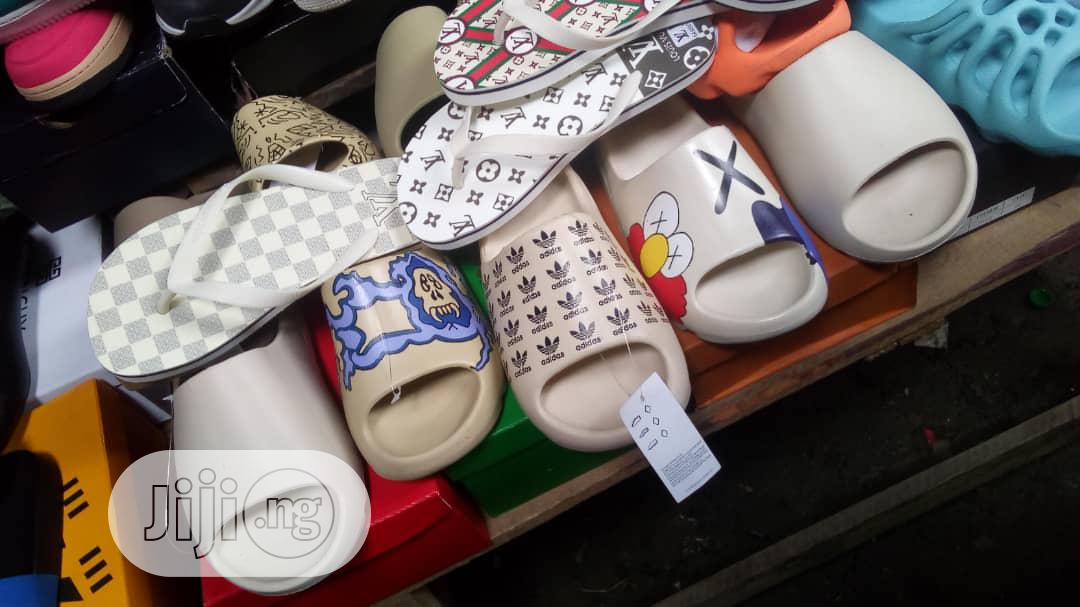 Yeezy Slide | Shoes for sale in Maryland, Lagos State, Nigeria