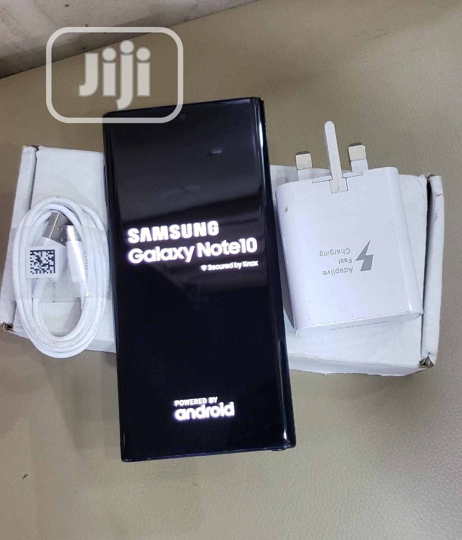 Samsung Galaxy Note 10 256 GB Blue