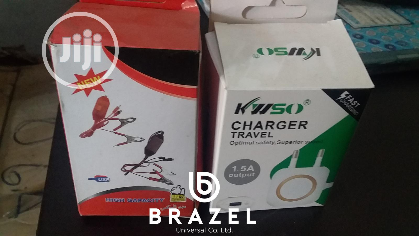 Brazel Travel Chargers