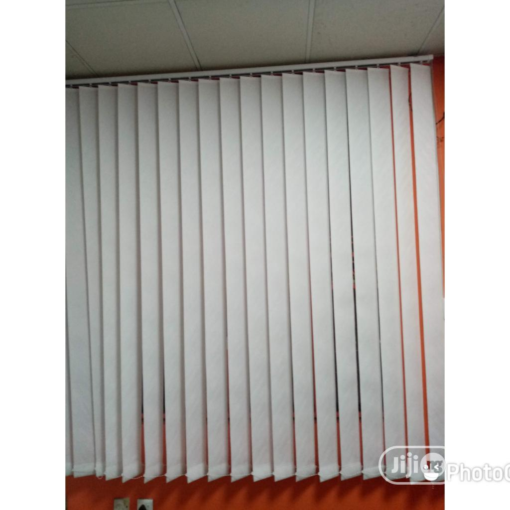 PVC Fabric Blind For Bank And Offices