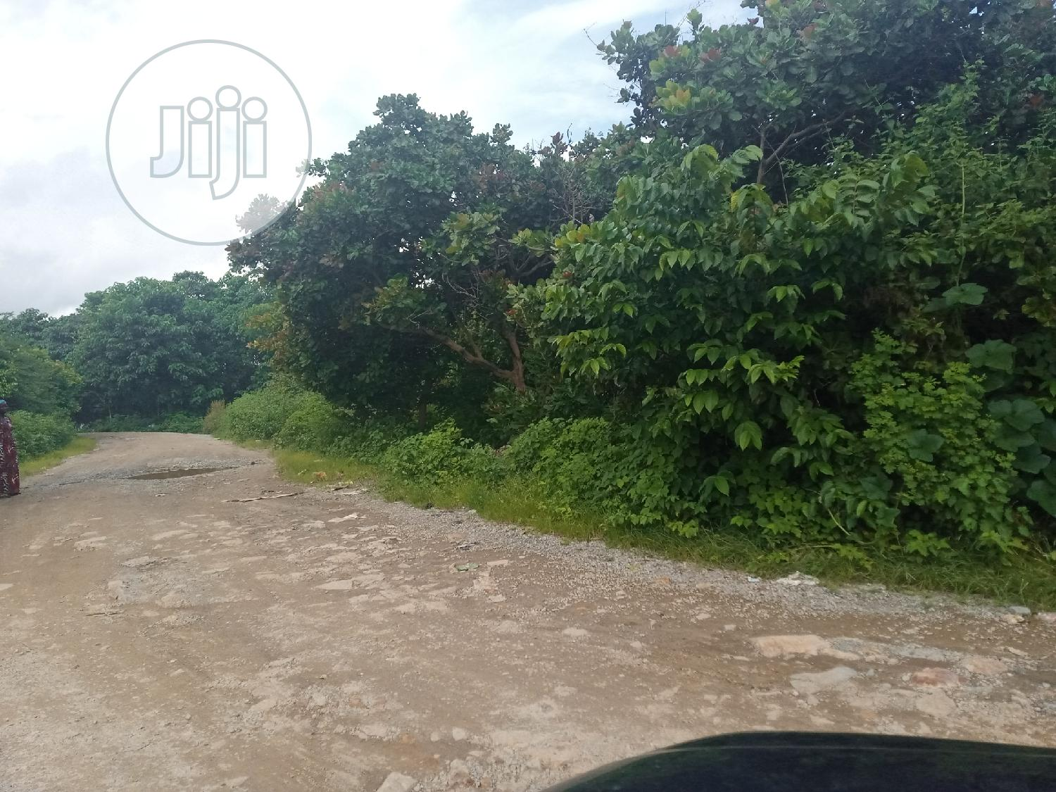 Mass Housing Land for Sale at Lugbe East