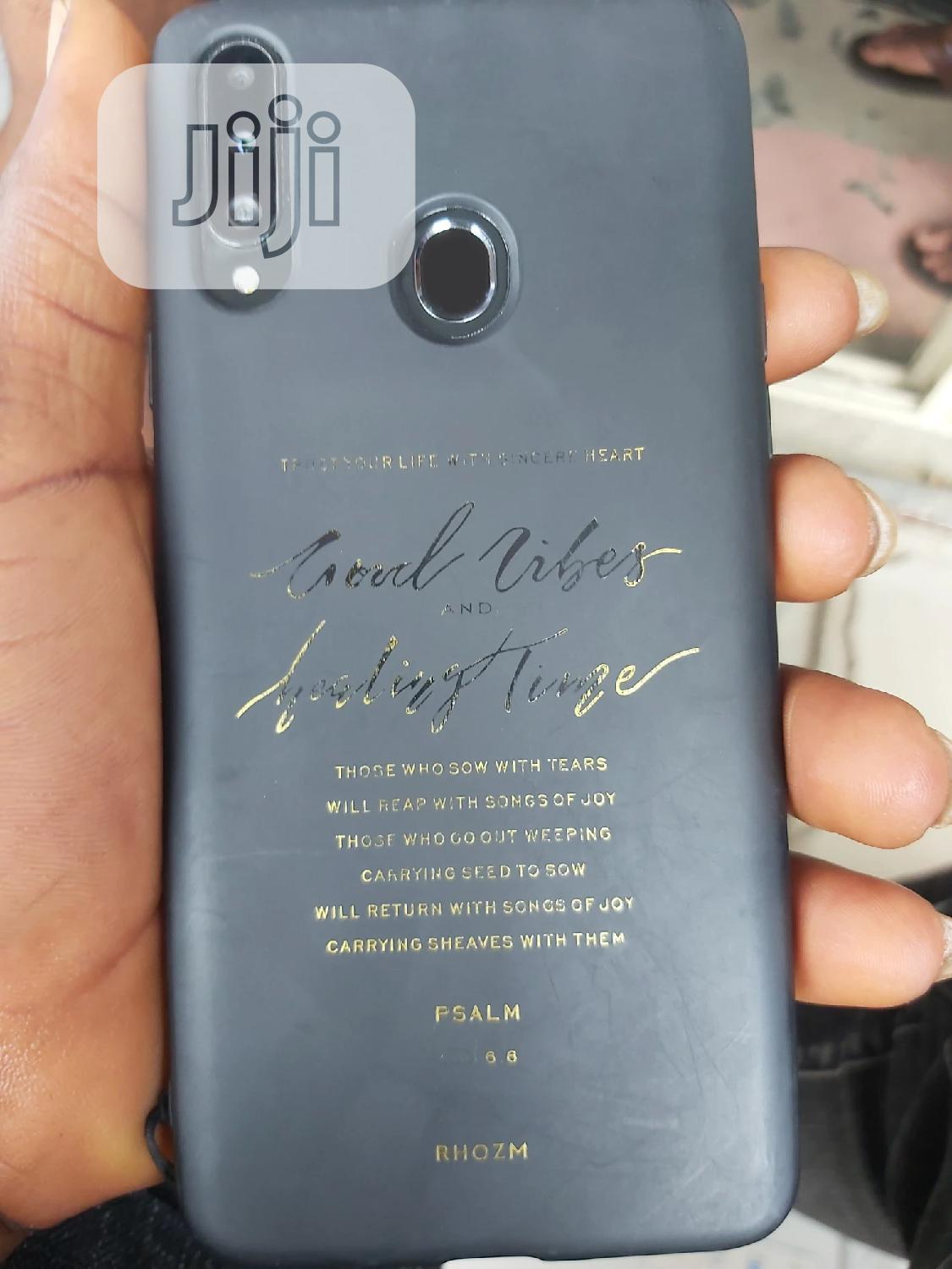 Samsung Galaxy A20s 32 GB Black | Mobile Phones for sale in Ikeja, Lagos State, Nigeria