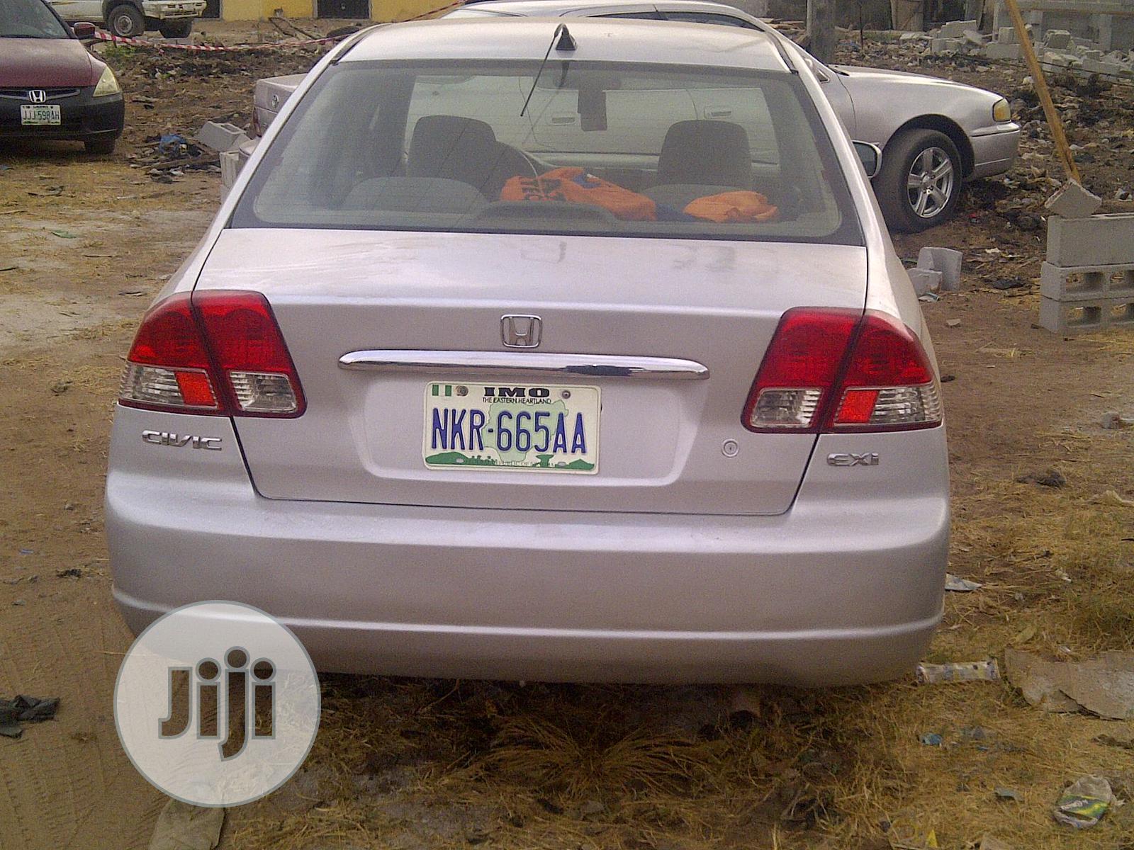 Honda Civic 2004 Gray In Owerri Cars Patrick Chukwunonso Jiji Ng