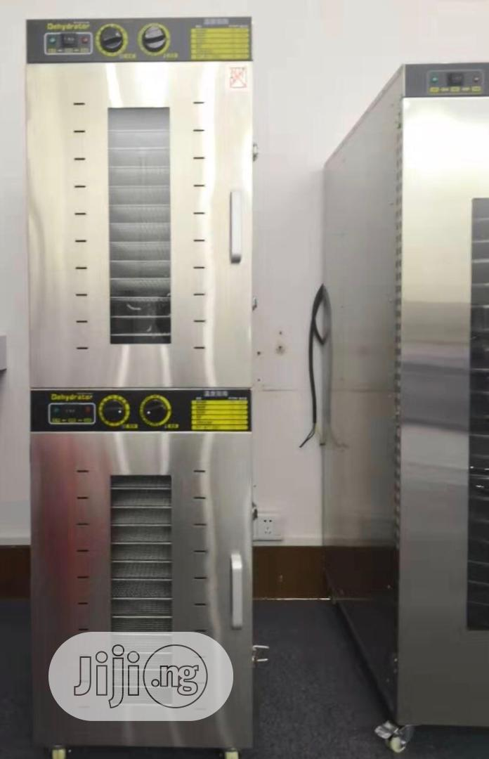 32trays Food Dehydrator Machine