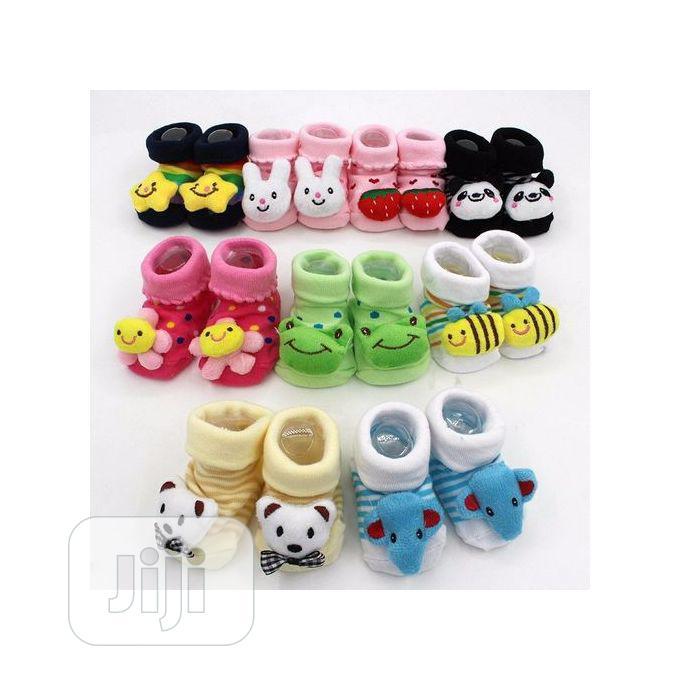 Baby Boostis Shoe Sock