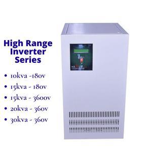 Pure Sinewave 10KVA/180V High Range Inverter   Electrical Equipment for sale in Lagos State, Oshodi