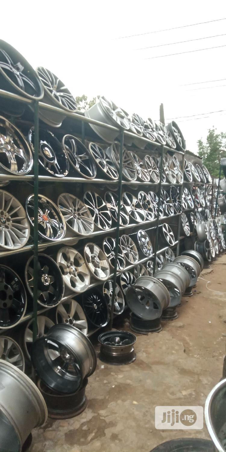 Home of Alloyed Wheels