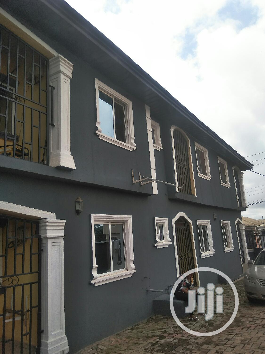 3 Bedroom Flat To Let No Landkord In Compound Pay N Move In