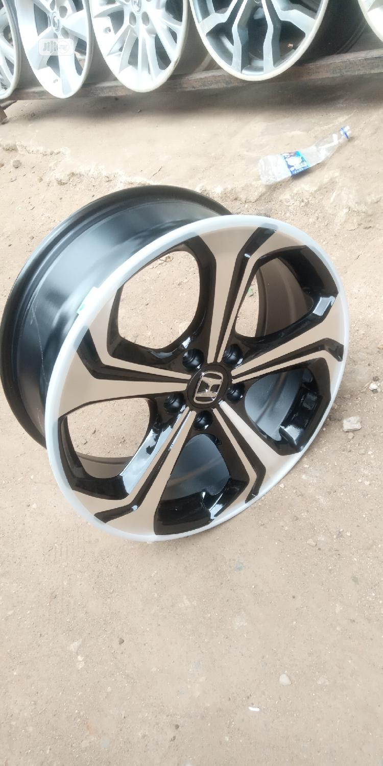 18 Rim for Honda Motors