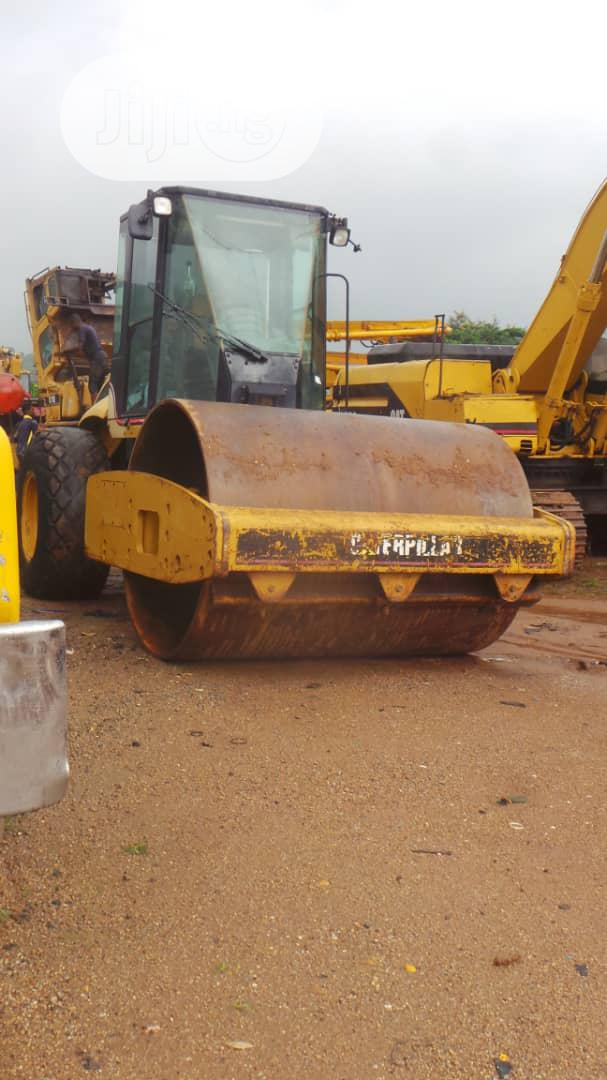 Caterpillar Roller | Heavy Equipment for sale in Ajah, Lagos State, Nigeria