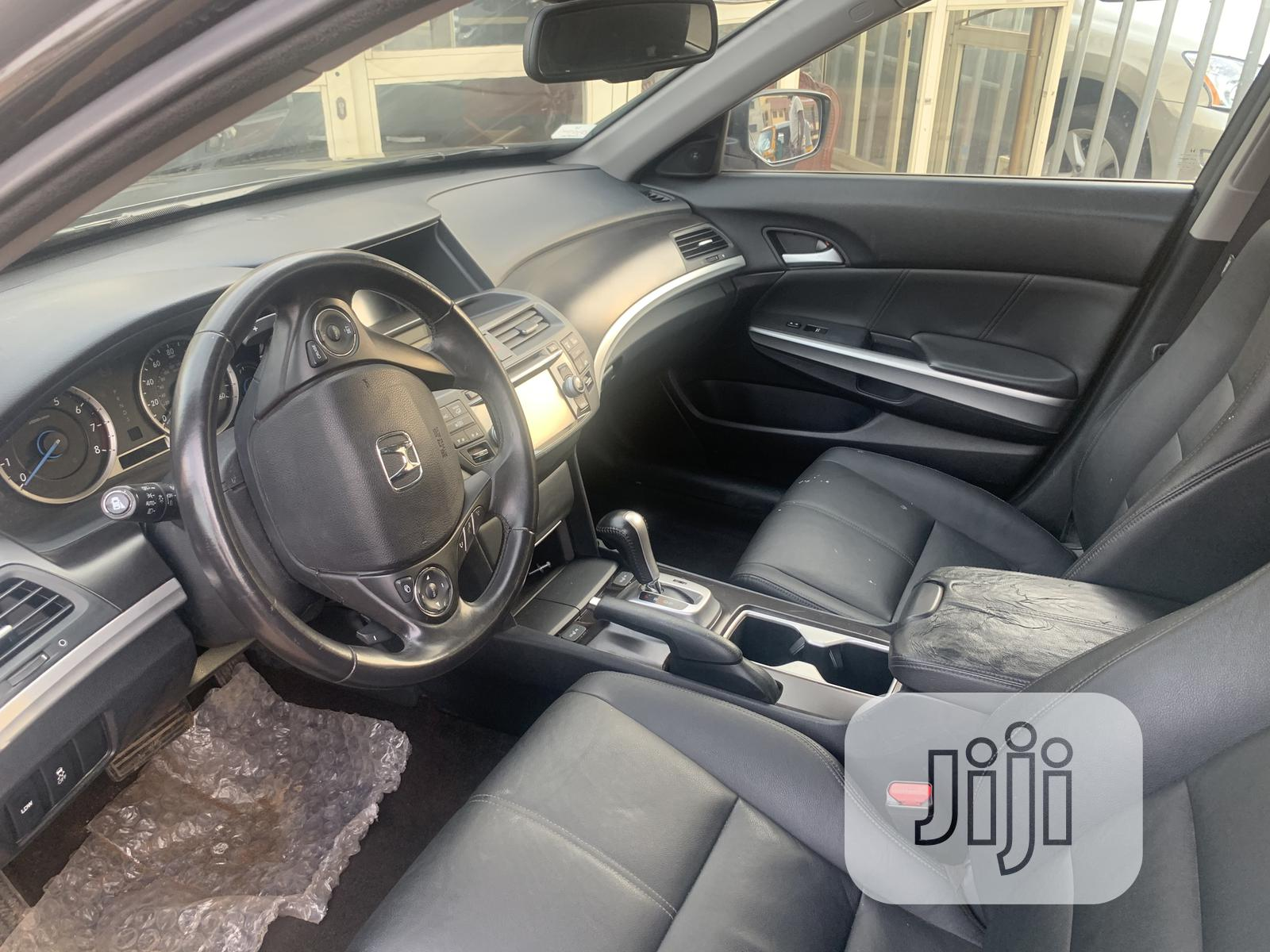 Honda Accord CrossTour 2013 EX-L w/Navigation AWD Black | Cars for sale in Alimosho, Lagos State, Nigeria