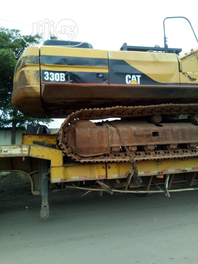 Tokunbo Excavator 330 For Sale