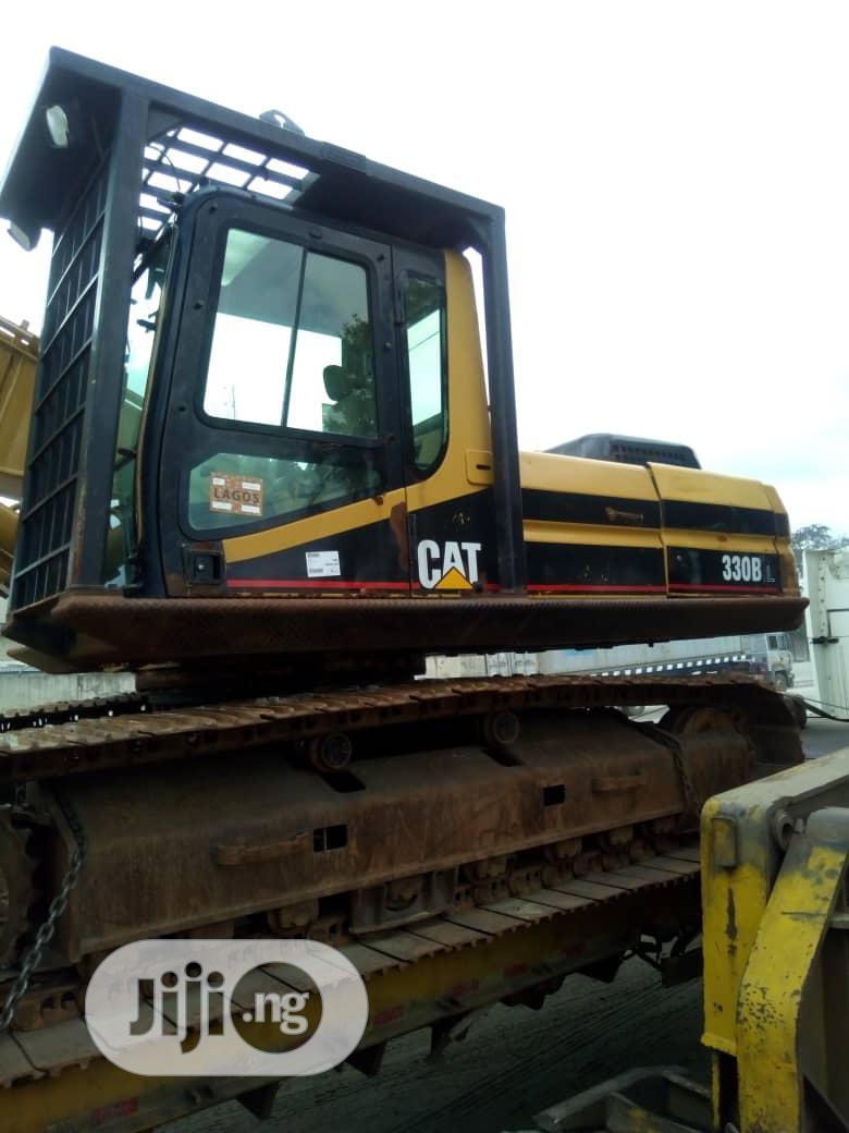 Excavator Tokunbo 330BL For Sale