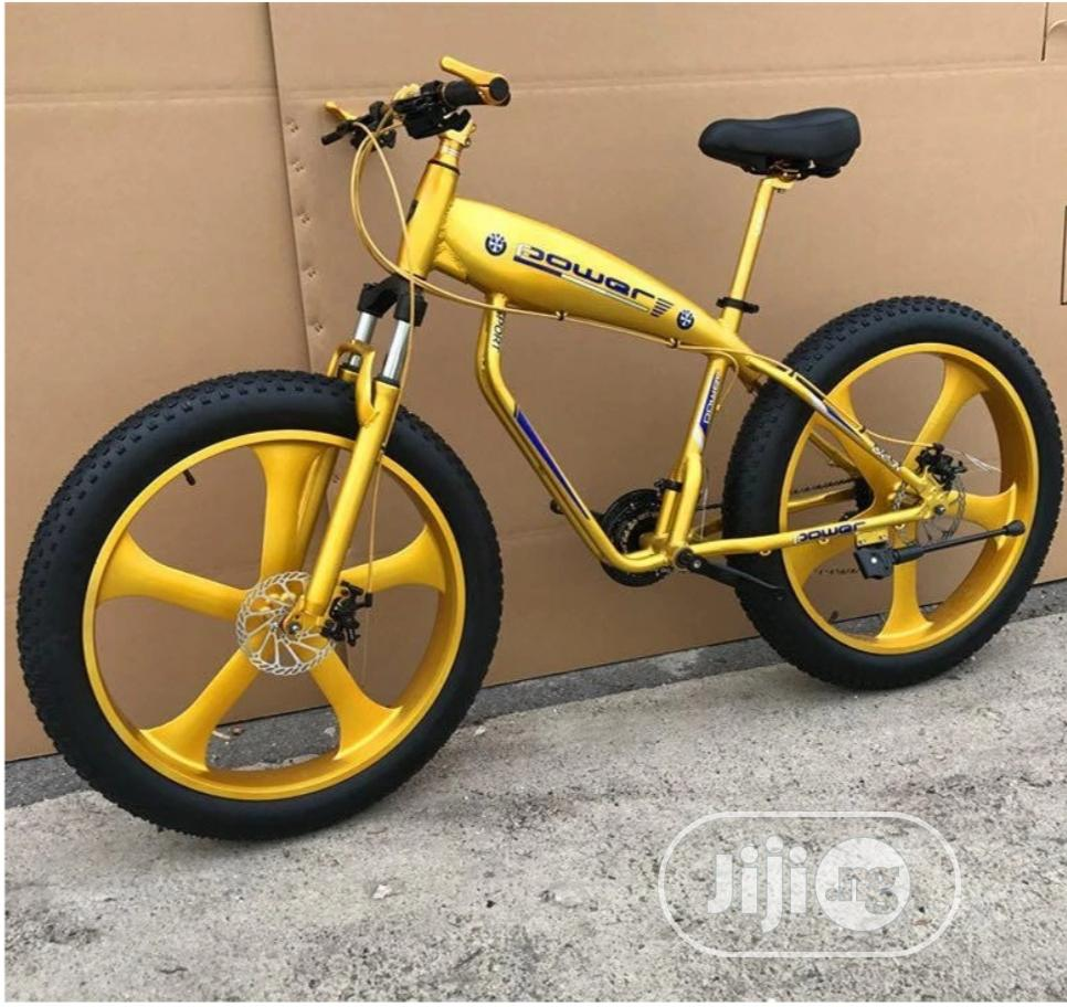 Archive: Wheel Hummer Bicycle