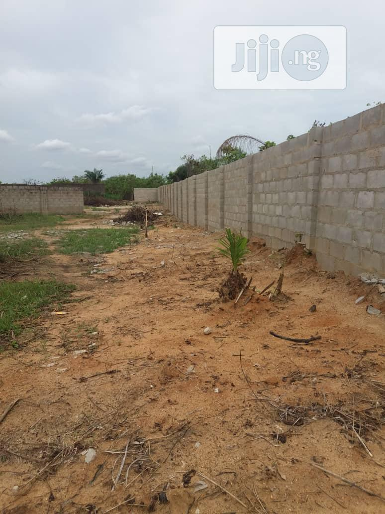 Service Plots for Sale in a Lovely Estate at Warewa Arepo