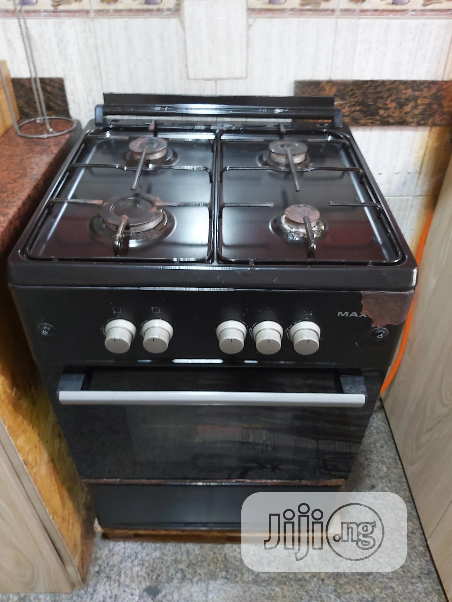 Archive: Used Maxi Cooker (Slightly Rusted)