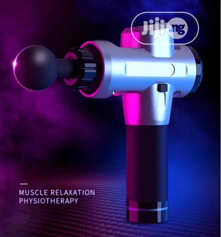 Massage Gun Muscle Relaxation