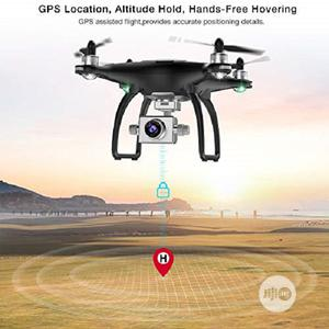 SIMREX X11 Upgraded GPS Drone With 1080P HD Camera 2-axis | Photo & Video Cameras for sale in Lagos State, Ikeja