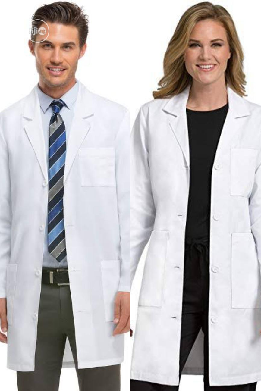 Laboratory Foreign Made Coat for Multiple Purposes. | Clothing for sale in Oshodi, Lagos State, Nigeria