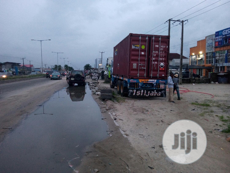 Archive: Commercial Plot 4sale at Sangotedo Facing Lekki-Epe Expressway