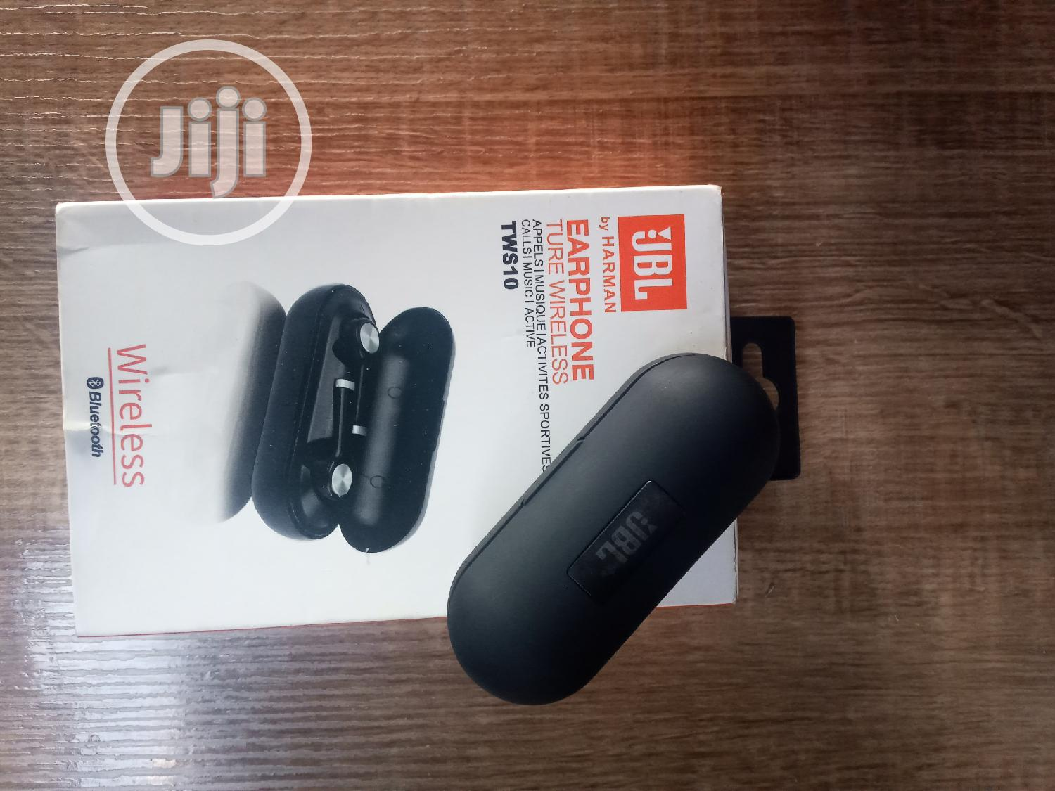 Jbl Tws10, | Accessories for Mobile Phones & Tablets for sale in Asokoro, Abuja (FCT) State, Nigeria