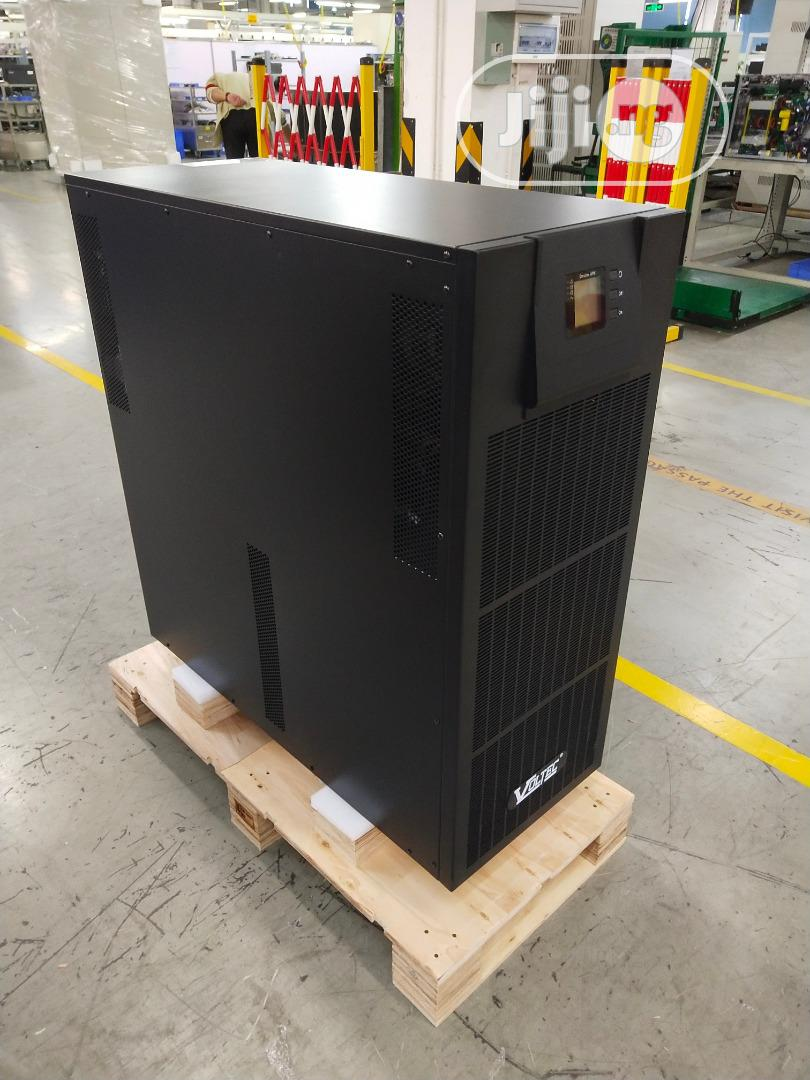20kva Voltec Online UPS 3/1 Phase With Internal Batteries | Computer Hardware for sale in Ikeja, Lagos State, Nigeria