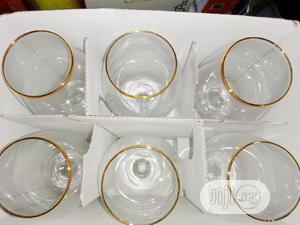 Golden Touch Wine Glass | Kitchen & Dining for sale in Lagos State, Lagos Island (Eko)