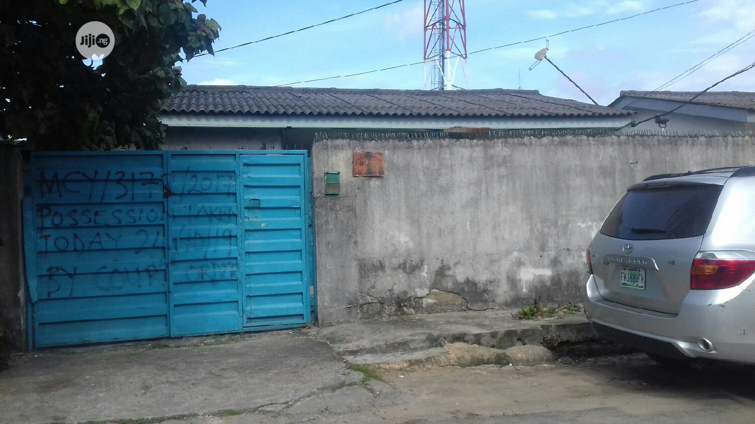 Clean And Spacious 4 Bedroom Bungalow For Sale In Surulere