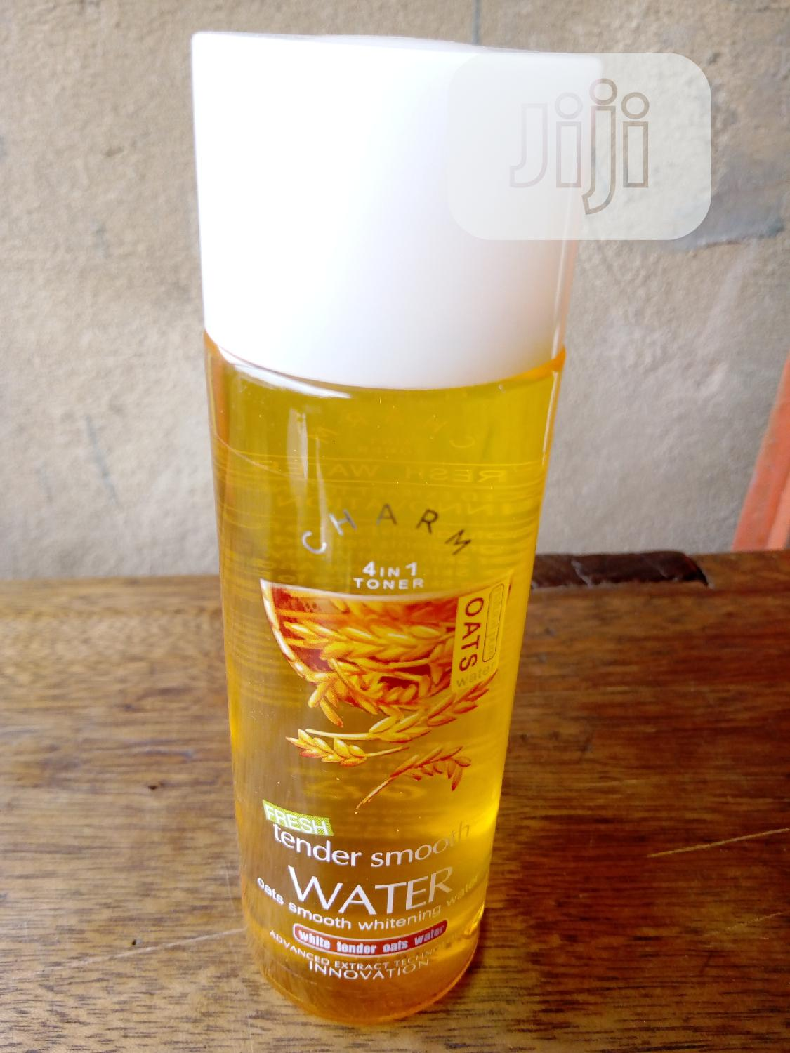Oats Charm Water | Skin Care for sale in Ojota, Lagos State, Nigeria